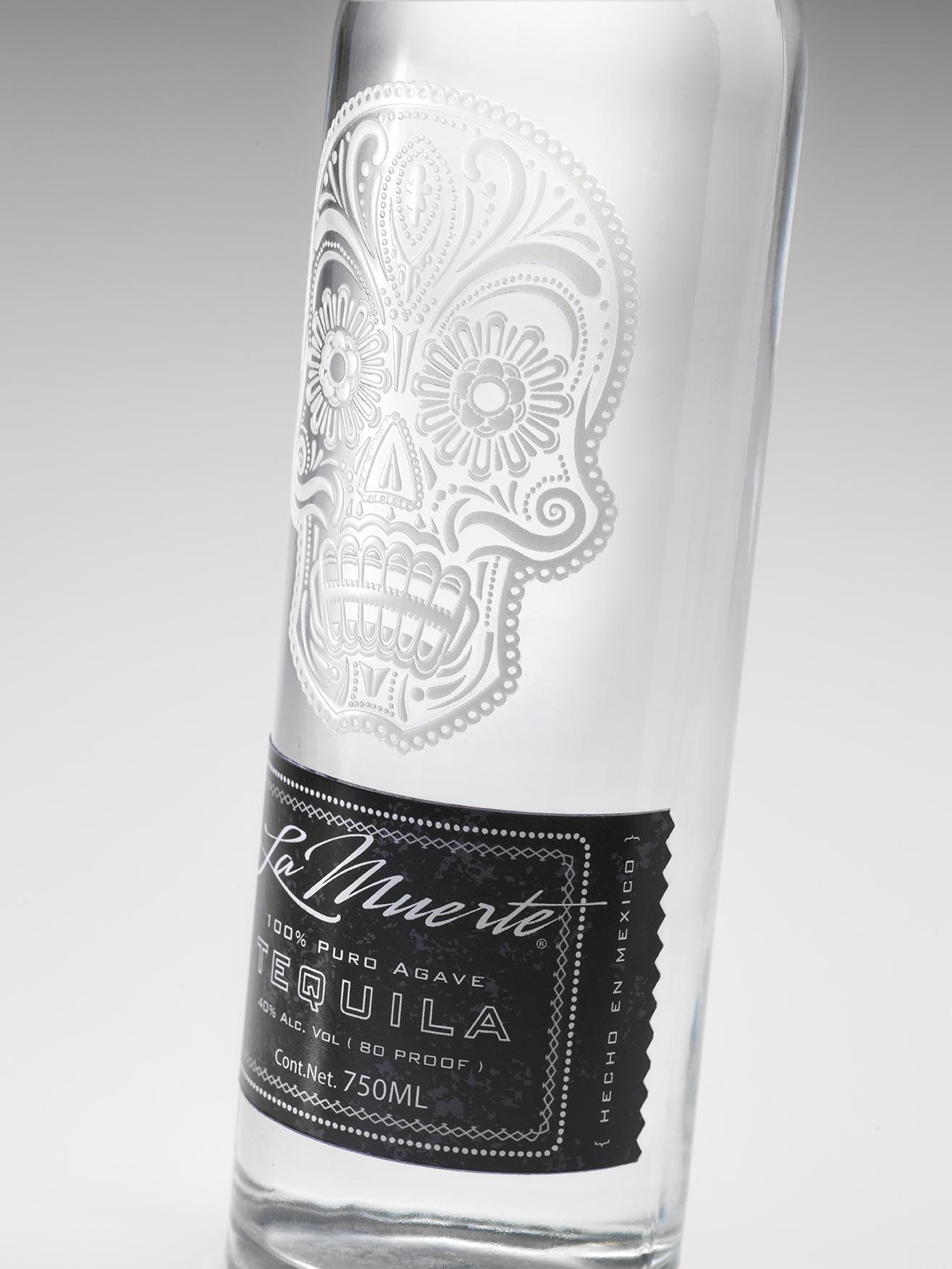 La Muerte Skull Tequila - Phase1 Prototypes