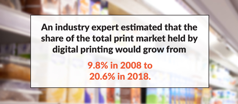 digital printing growth