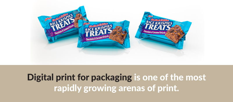 Digital Print Packaging Growing