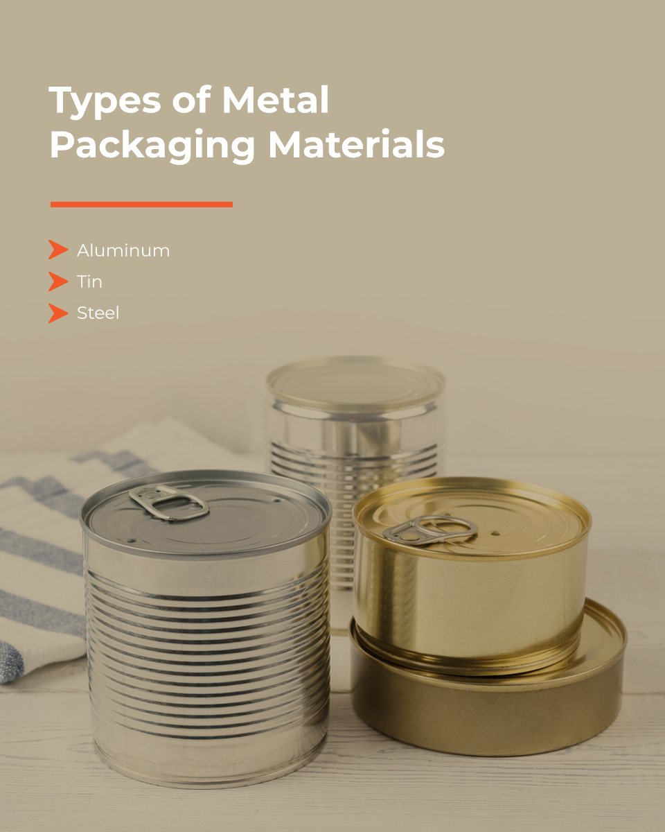 How to Know If You Should Be Using Metal Packaging - Graphic 2