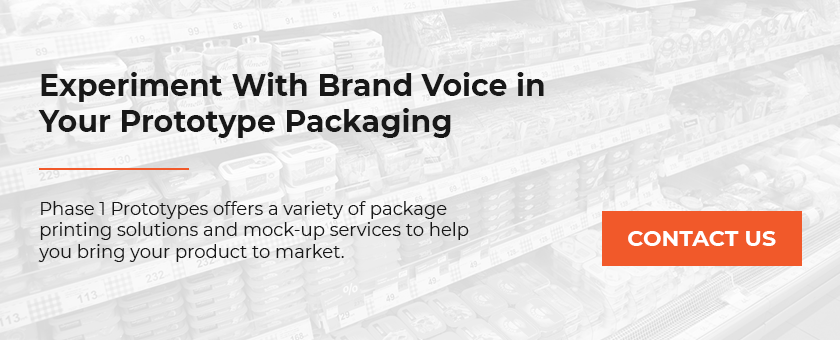 How to Carry Over Your Brand's Voice Into Packaging - Graphic 5