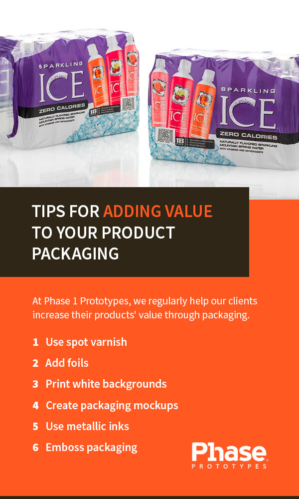Tips for Adding Value to Your Product Packaging